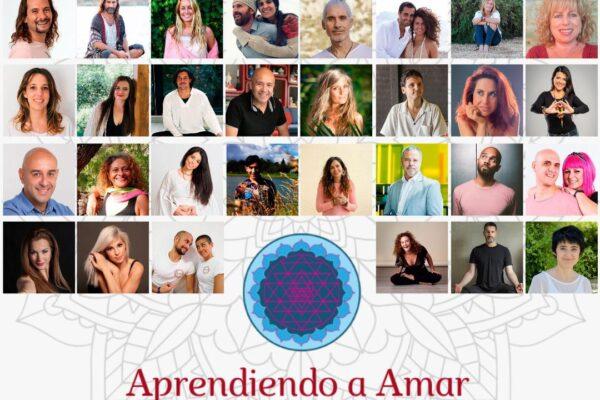 CONGRESO ONLINE GRATUITO «APRENDIENDO A AMAR» DEL 8 AL 11 DE OCTUBRE
